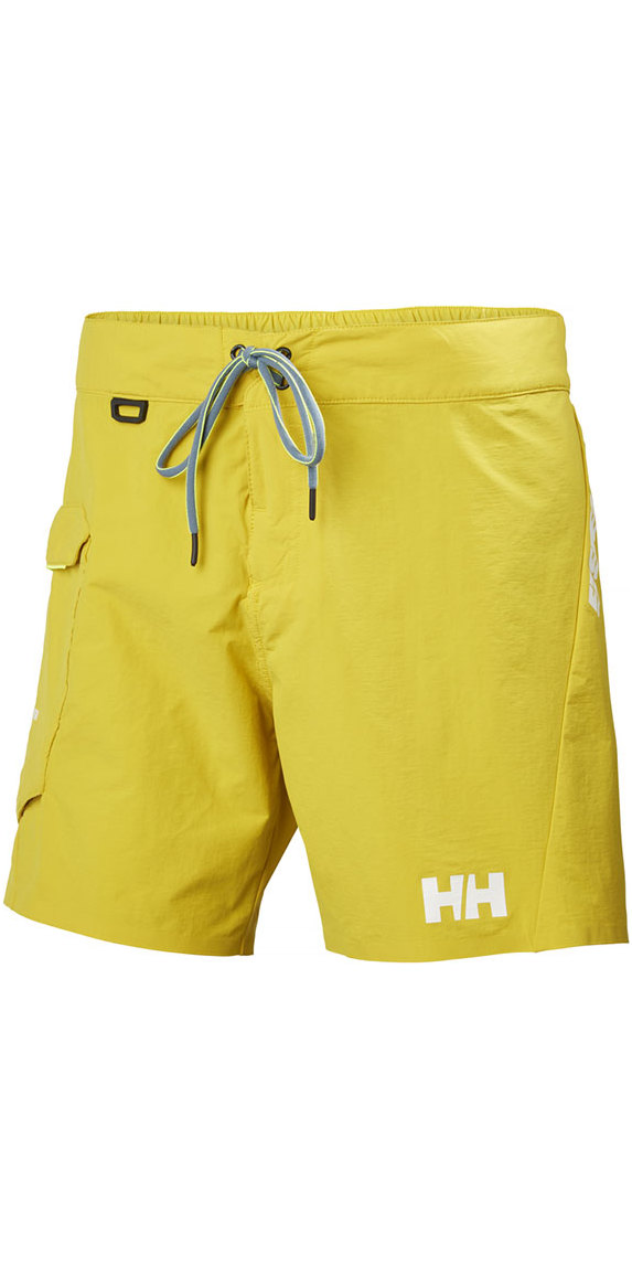 48ec965934 2018 Helly Hansen Hp Shore Trunk Swimming Shorts Sulphur 53015 -  Boardshorts - Shorts - Mens | Wetsuit Outlet