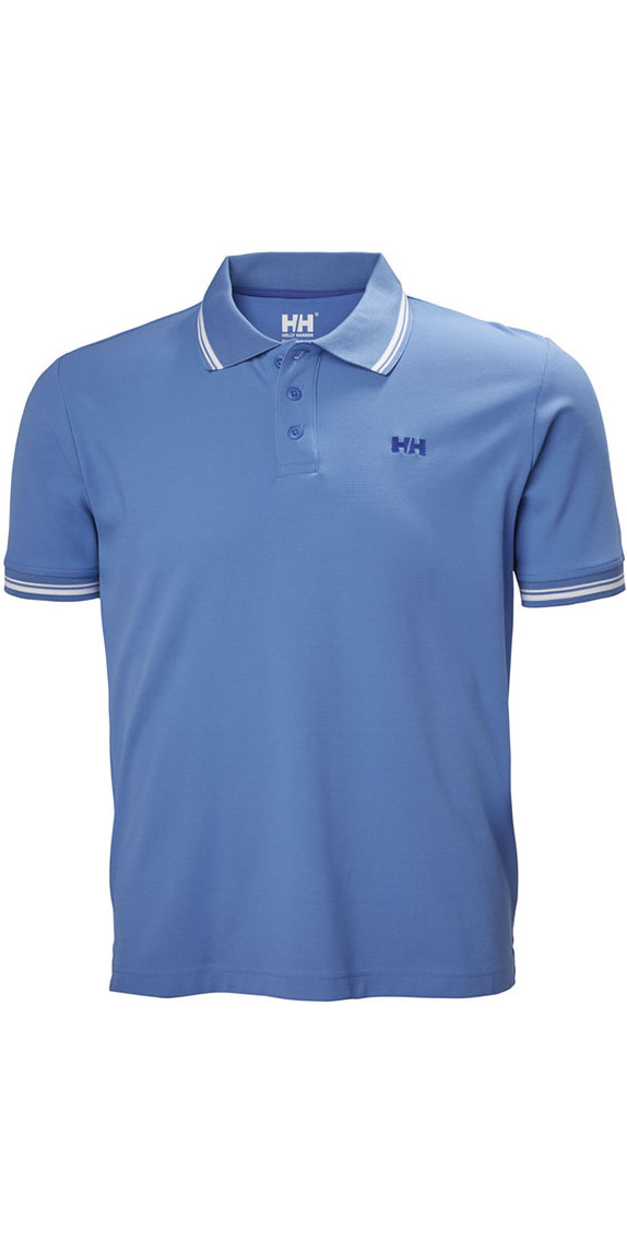 d2309096 2018 Helly Hansen Kos Polo Shirt Blue Water 50565 - T-shirts - Mens -  Fashion - by Helly | Wetsuit Outlet