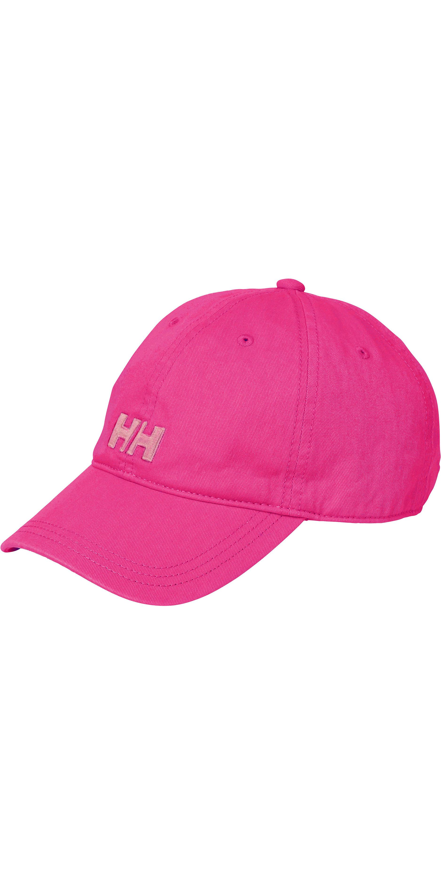 2019 Helly Hansen Logo Cap Dragon Fruit 38791