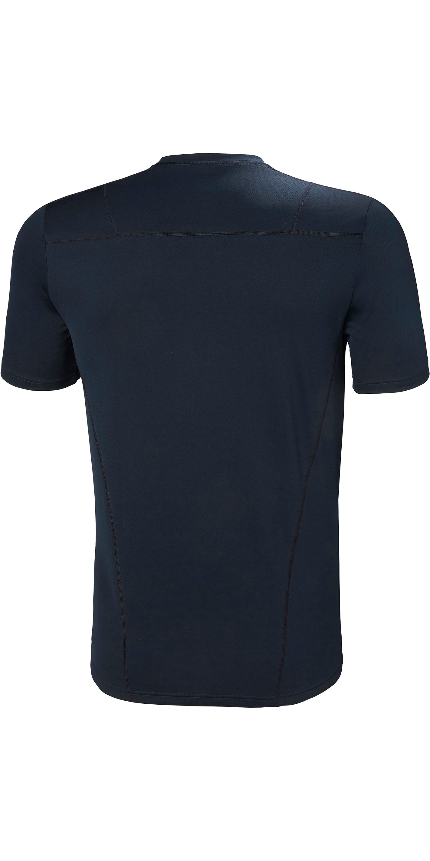 2019 Helly Hansen Mens Lifa Active Light Short Sleeve T-Shirt Navy 49330