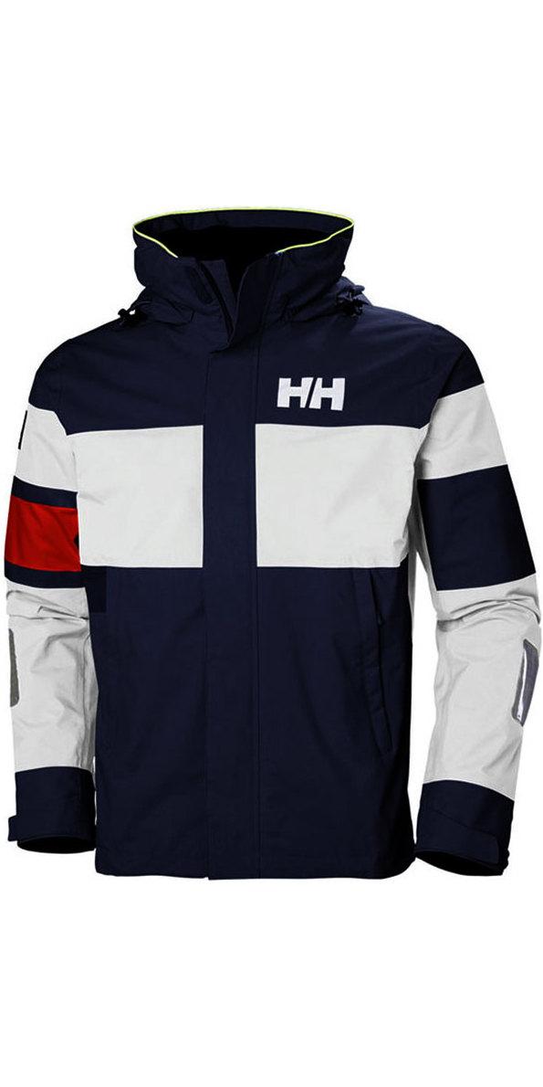 3ee45f6b 2019 Helly Hansen Salt Light Jacket Navy 33911 - Helly Hansen Sailing  Jackets - Jackets   Wetsuit Outlet