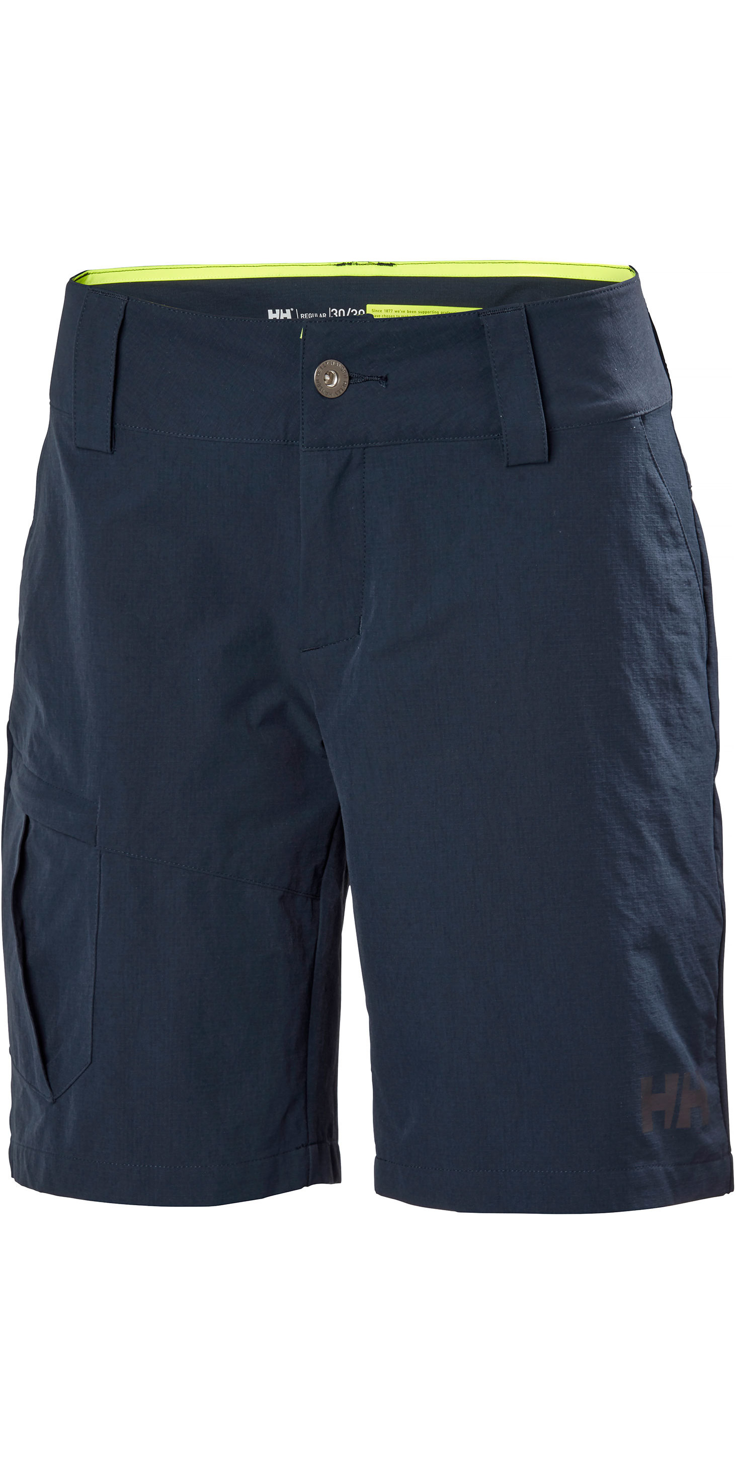a1e1e75f6f 2019 Helly Hansen Womens Qd Cargo Shorts Navy 33942 - Technical Sailing  Shorts - Shore Wear | Wetsuit Outlet
