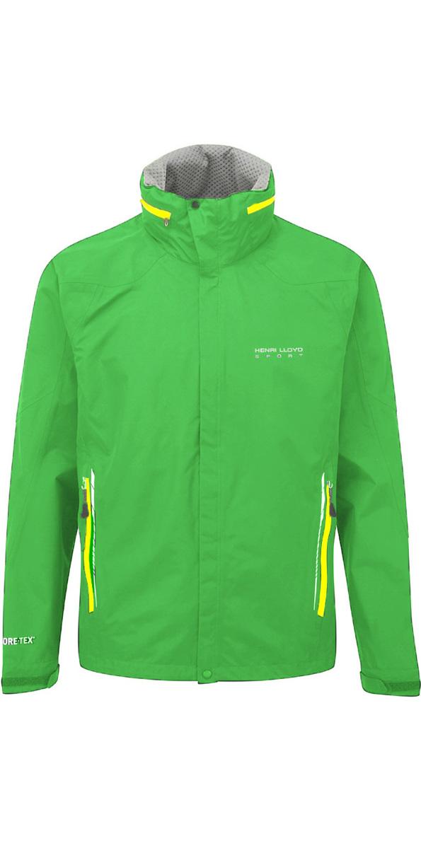Henri Lloyd Abel 2 Layer Gore-tex Inshore Jacket Bright Green ...