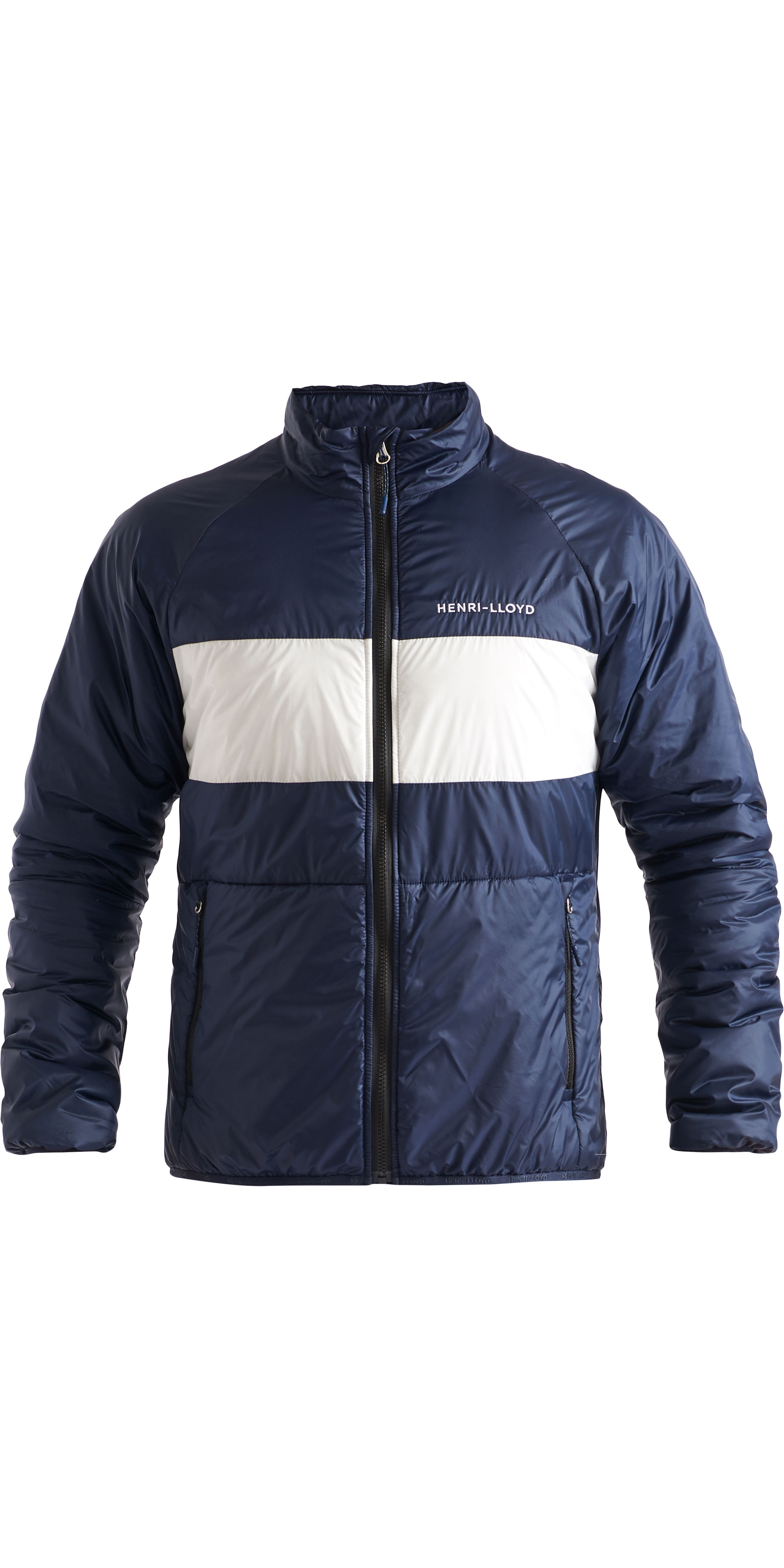 2020 Henri Lloyd Mens Maverick Liner Mid Layer Jacket P201110054 - Navy Block