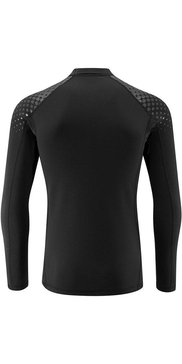 Henri Lloyd Shadow 0.5mm Neoprene Long Sleeve Top Black Y30353