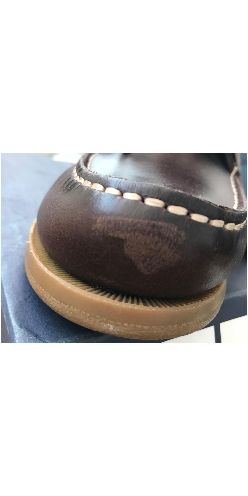faab516b48e4 2019 Henri Lloyd Arkansa Deck Shoe CYCLONE Seafox   Caramel F94412 2ND ...