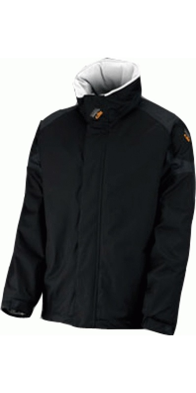 Gill Inshore Warm Jacket in BLACK IN9J