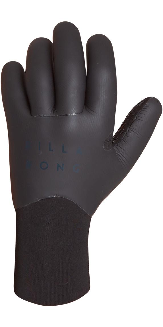 2018 Billabong Furnace Carbon 5mm Glove Black L4GL11