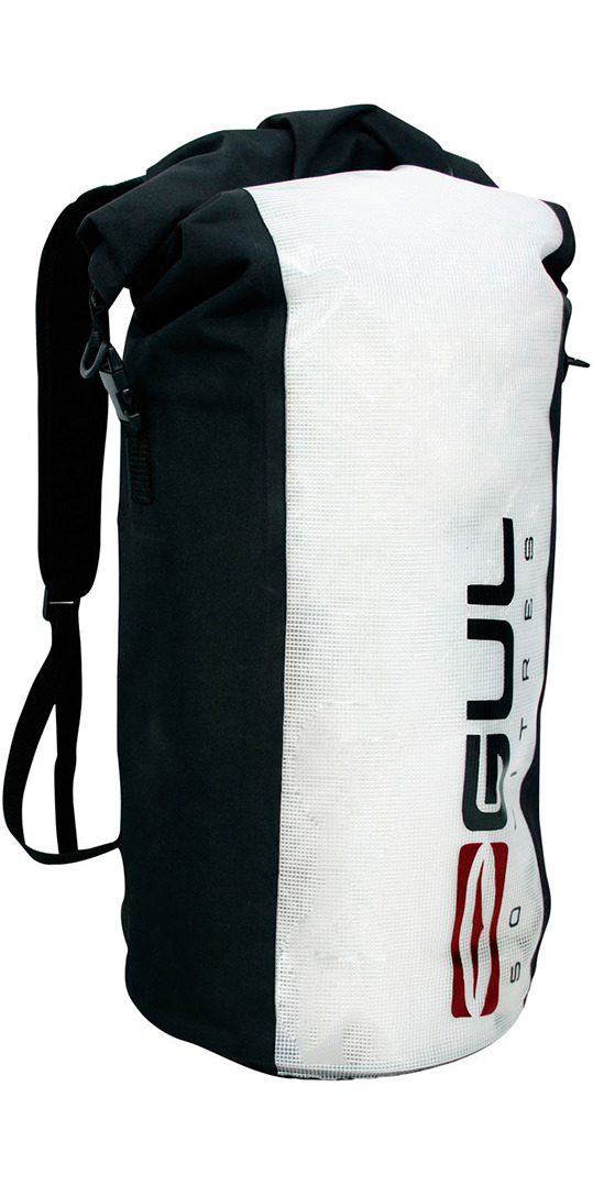 2017 Gul Dry Bag 50L with Ruck Sack Straps LU0120