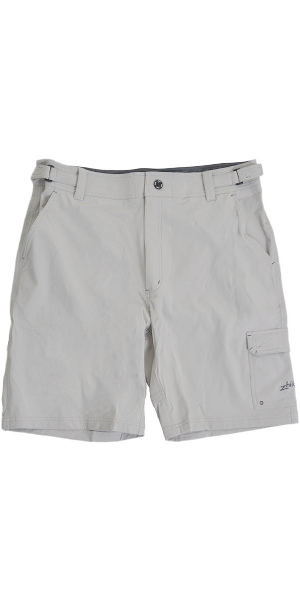 Zhik Technical Deck Shorts in STONE SHORT350