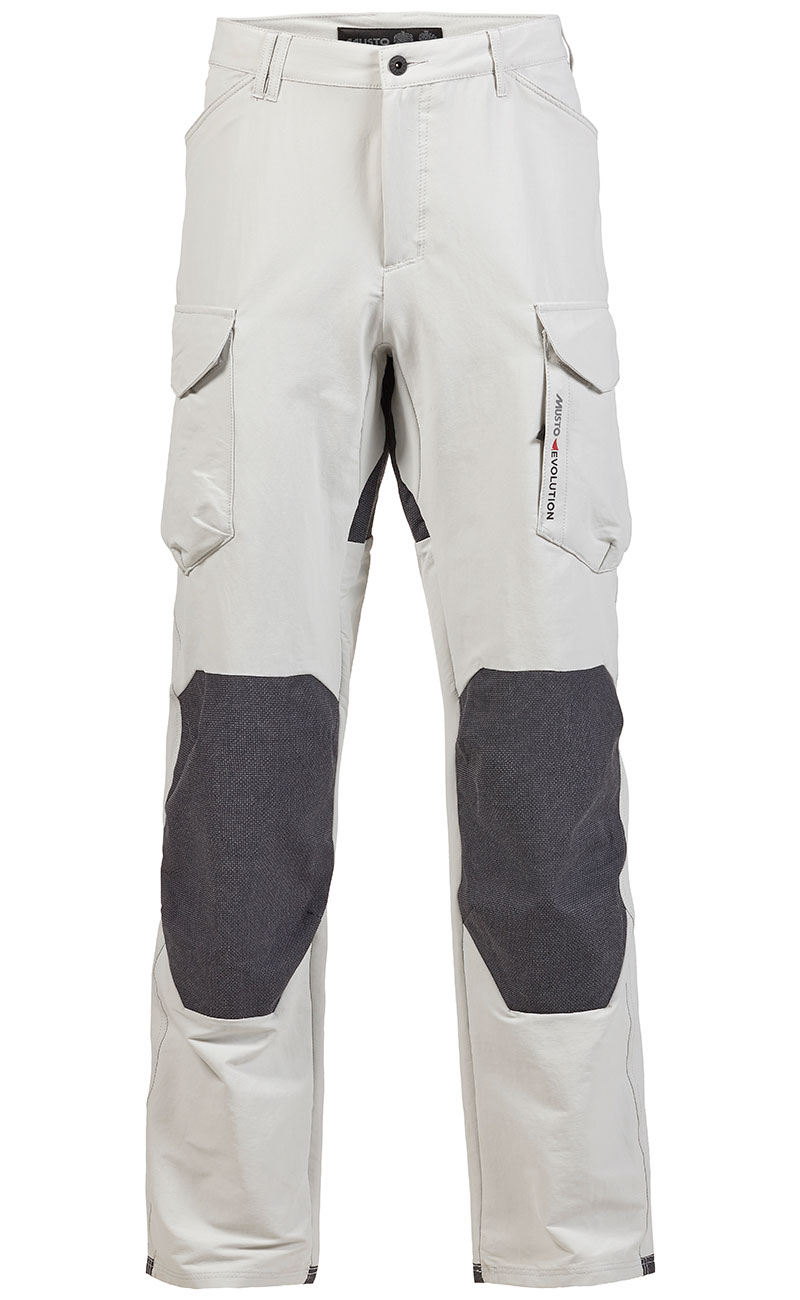 2019 Musto Evolution Performance Trousers Platinum SE0981 Regular Length