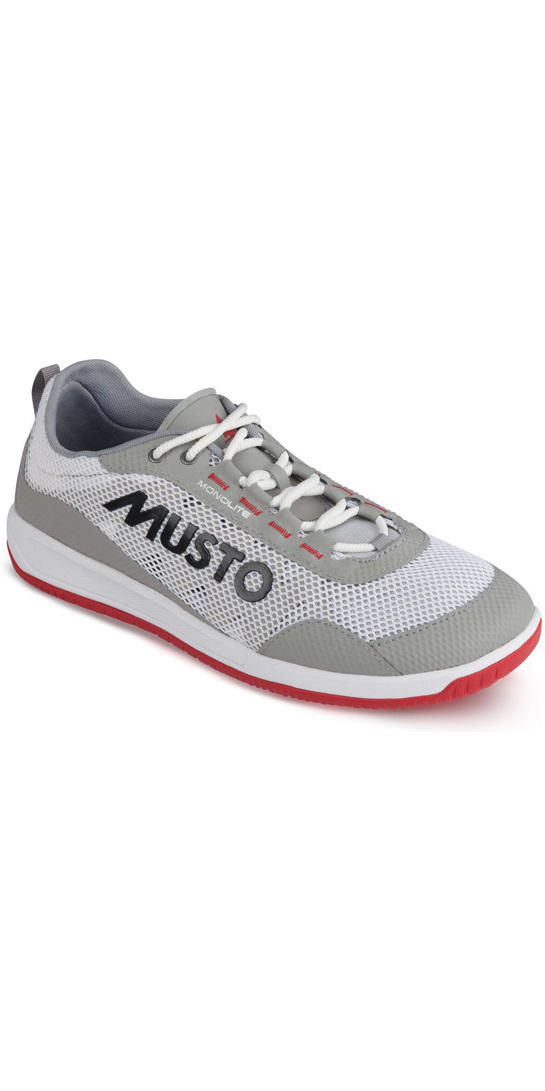2019 Musto Sailing Pro Lite Fuft015 Dynamic Sailing Platinum Shoes rdBthQsxC