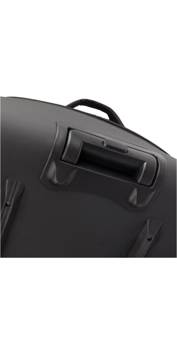 2019 Musto Essemtial 85L Clam Case Black AUBL022