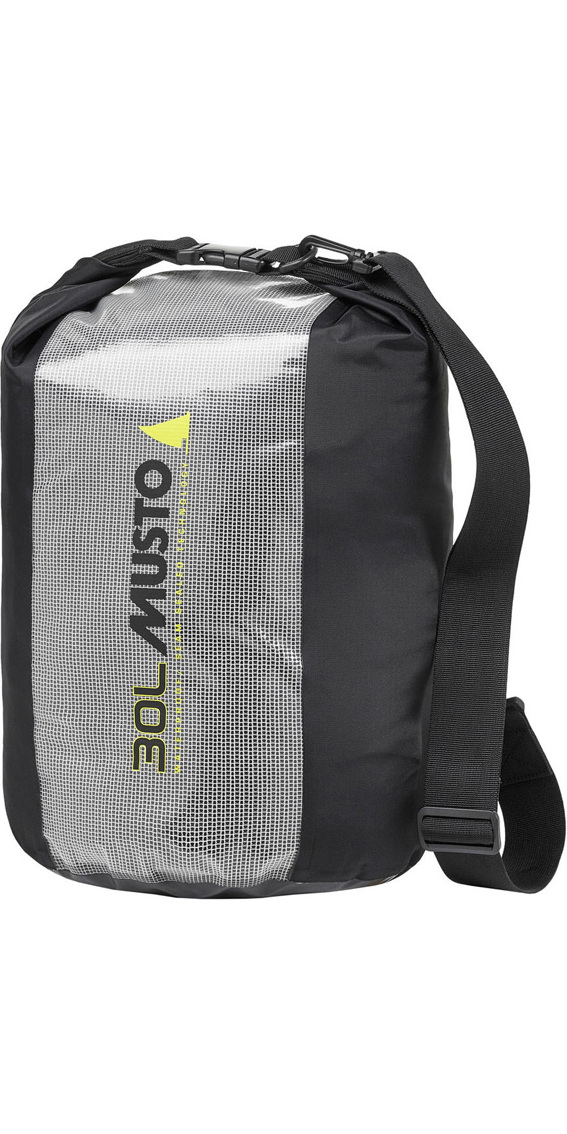 2019 Musto Essential 30L Dry Bag Black AUBL003