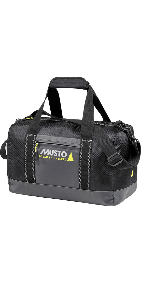 2019 Musto Essential Small Holdall Black AUBL013