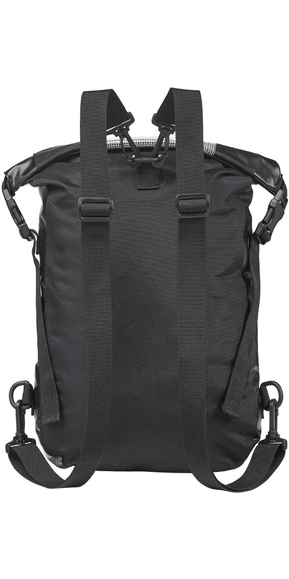 2019 Musto Essential Waterproof Folio Back Pack Black AUBL233