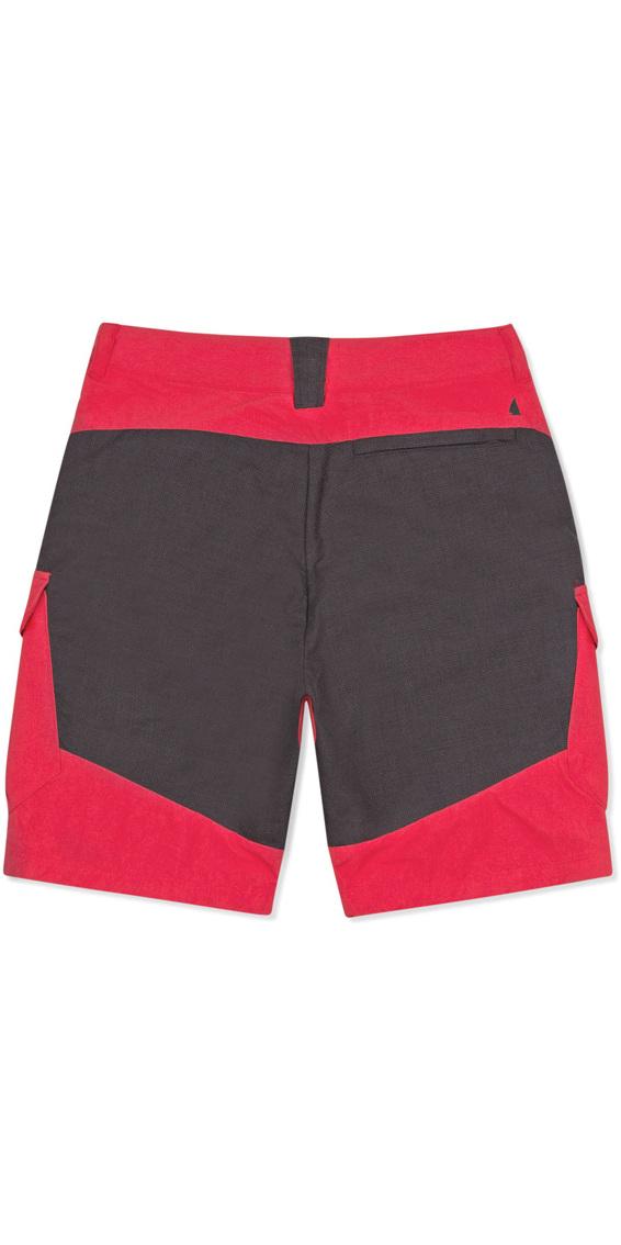 2019 Musto Evolution Performance Shorts TRUE RED SE0991