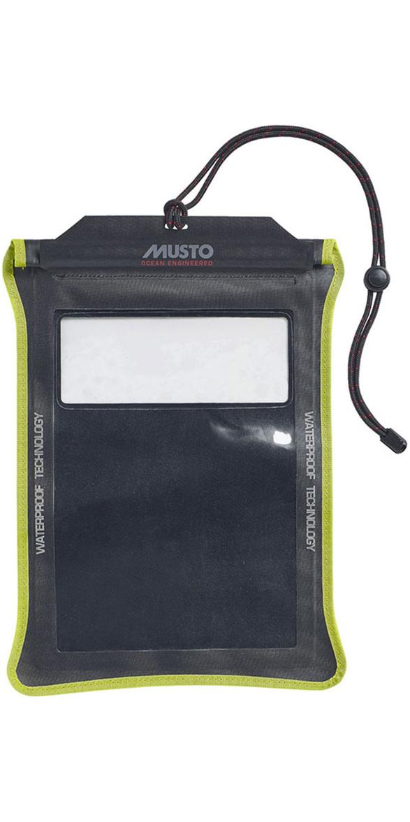 2019 Musto Evolution Waterproof Tablet Case Black AE0700