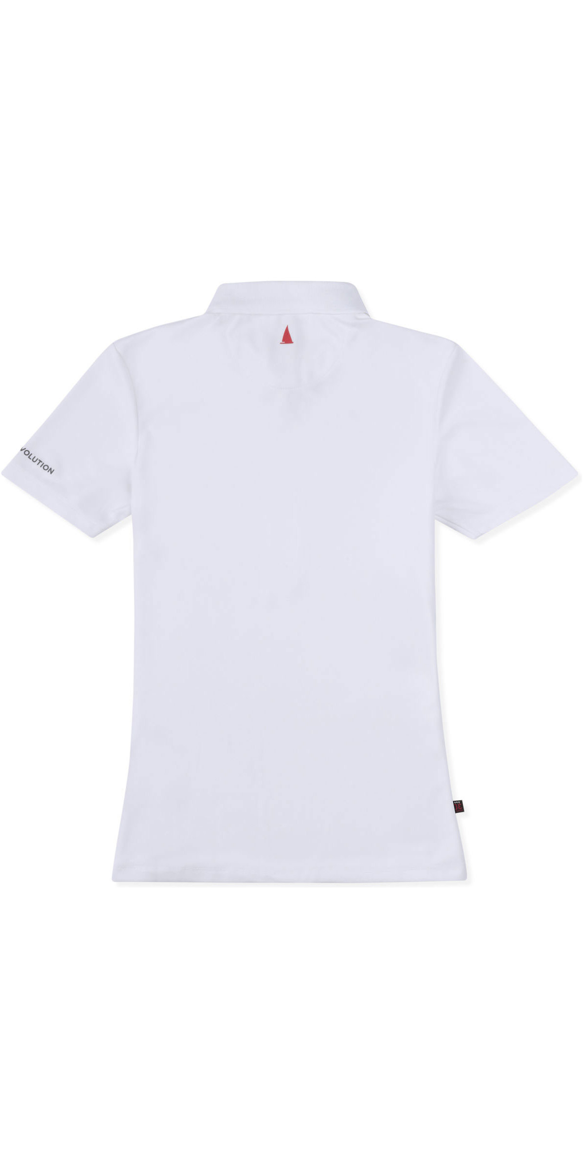 2019 Musto Womens SunShield Permanent Wicking UPF30 Polo White EWPS011
