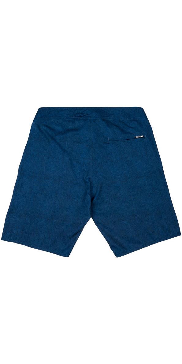 2018 Mystic Brand Stretch 2.0 Boardshorts Night Blue 180075