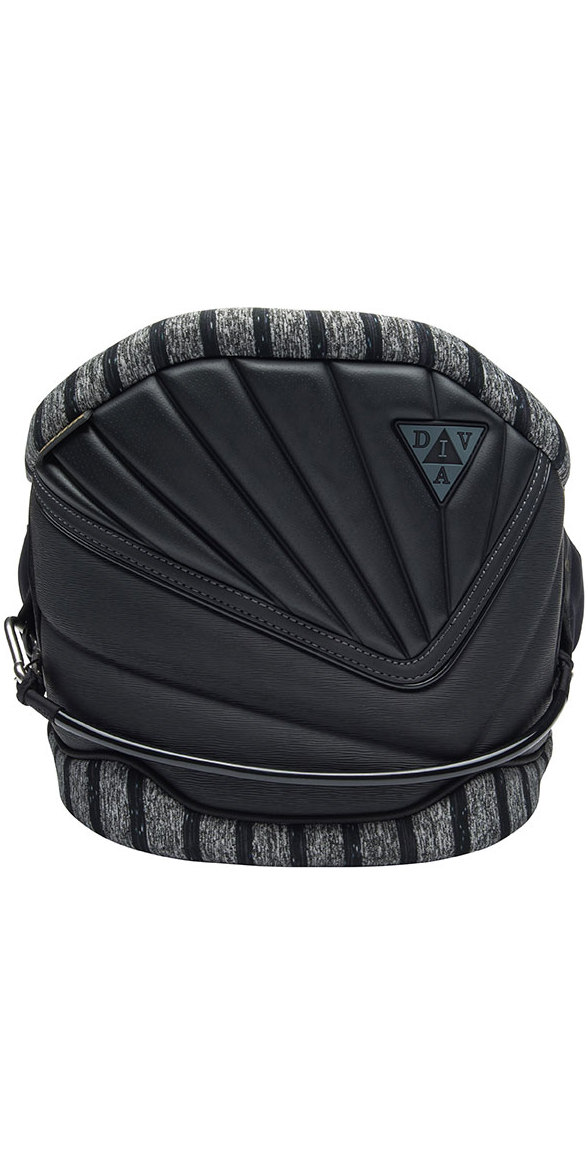 Mystic Womens Diva Multi-Use Waist Harness Black 150635