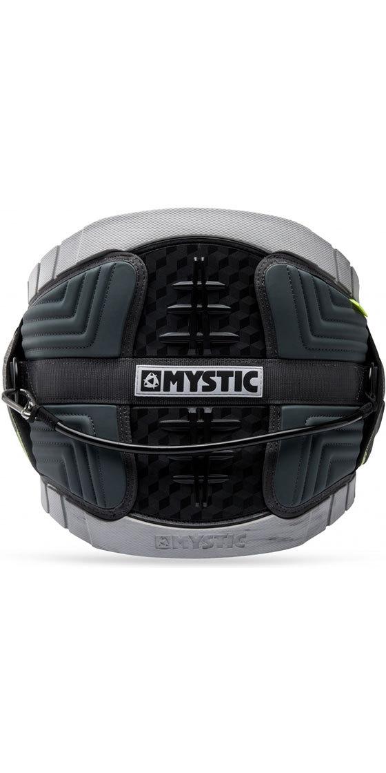 2019 Mystic Legend Kite Waist Harness Black / Silver 180042
