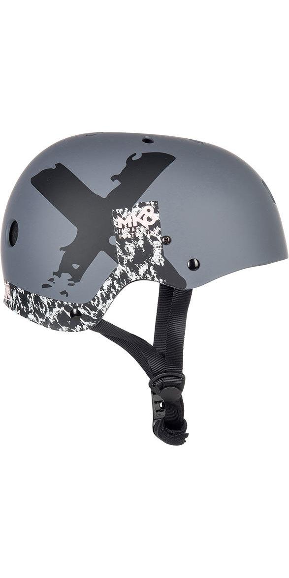 Mystic MK8 X Helmet Grey 180160