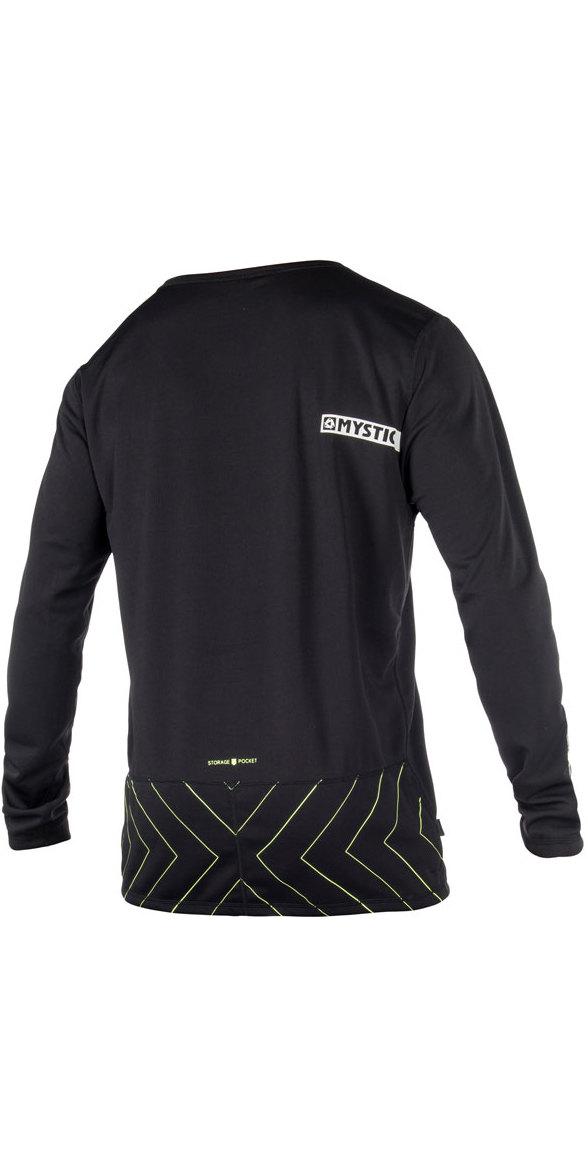 Mystic MVMNT Quickdry Loose fit Long Sleeve SUP Top Black 180174