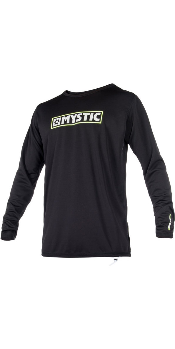Mystic MVMNT L / S Quickdry Loose fit SUP Top Black 180174