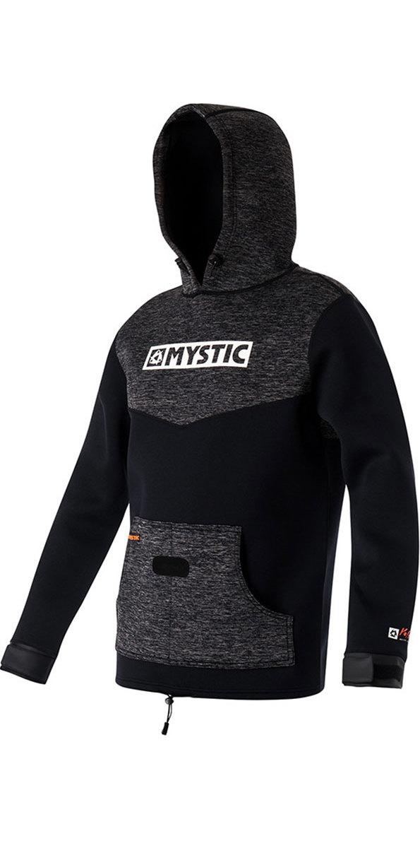Mystic Voltage Sweat Neoprene Hoody Black 170090