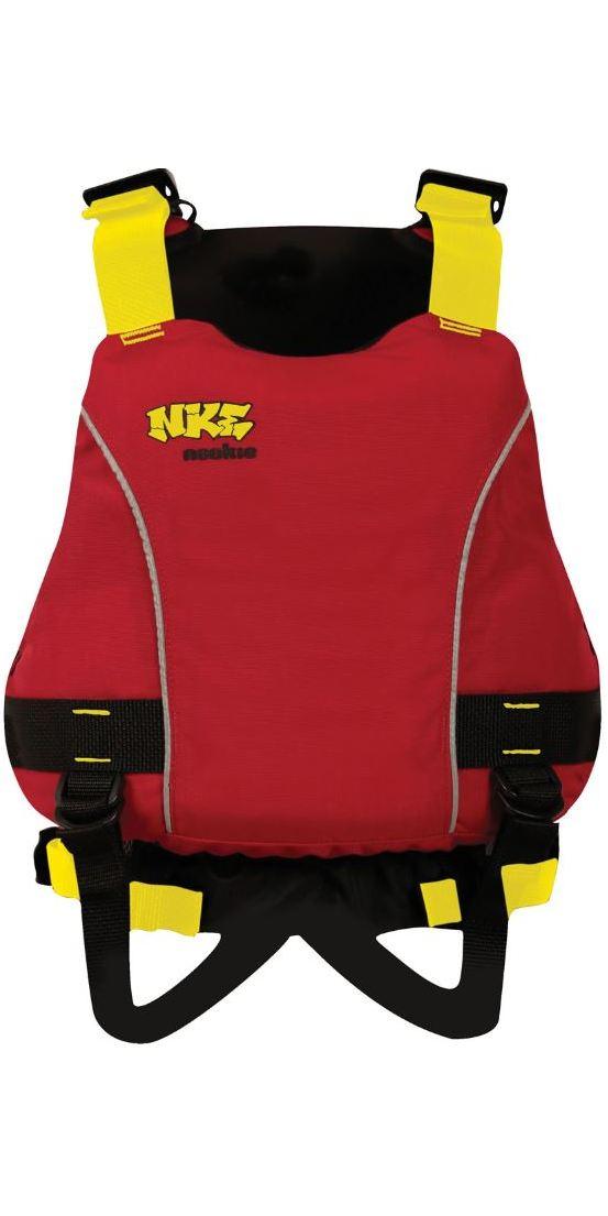 2019 NKE Junior Centre Vest Buoyancy Aid Red BA03