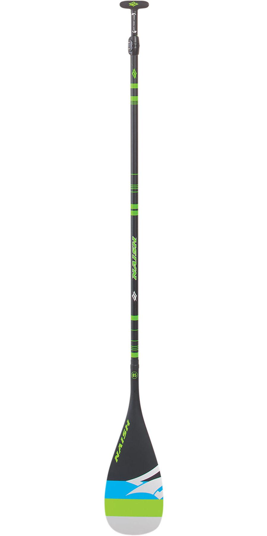 2019 Naish Carbon Vario SDS SUP Paddle - 95 Blade 96065