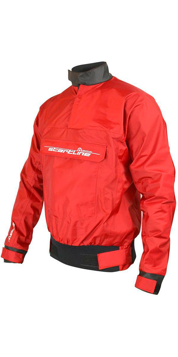2018 Neil Pryde Junior Startline Spray Top Red 631200
