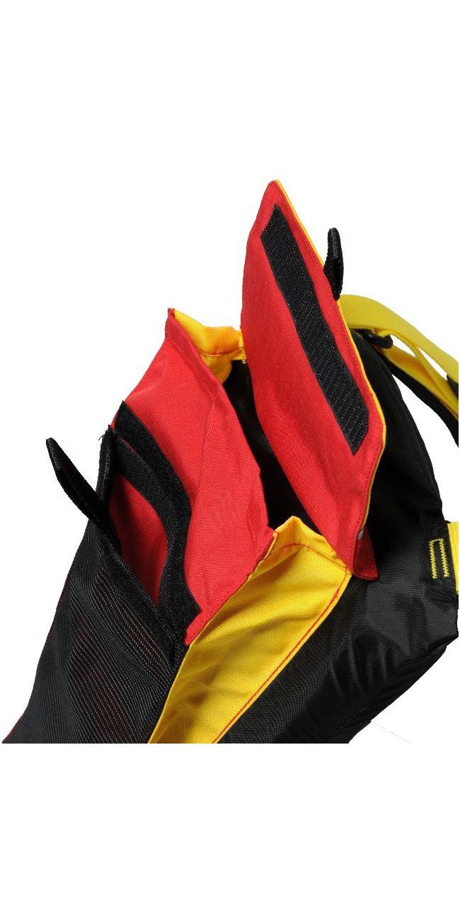 2019 Nookie Rockhopper Buoyancy Aid Red / Black BA00