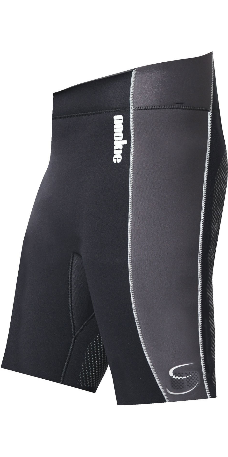 2019 Nookie Short Stride 3mm GBS Neoprene Shorts NE50