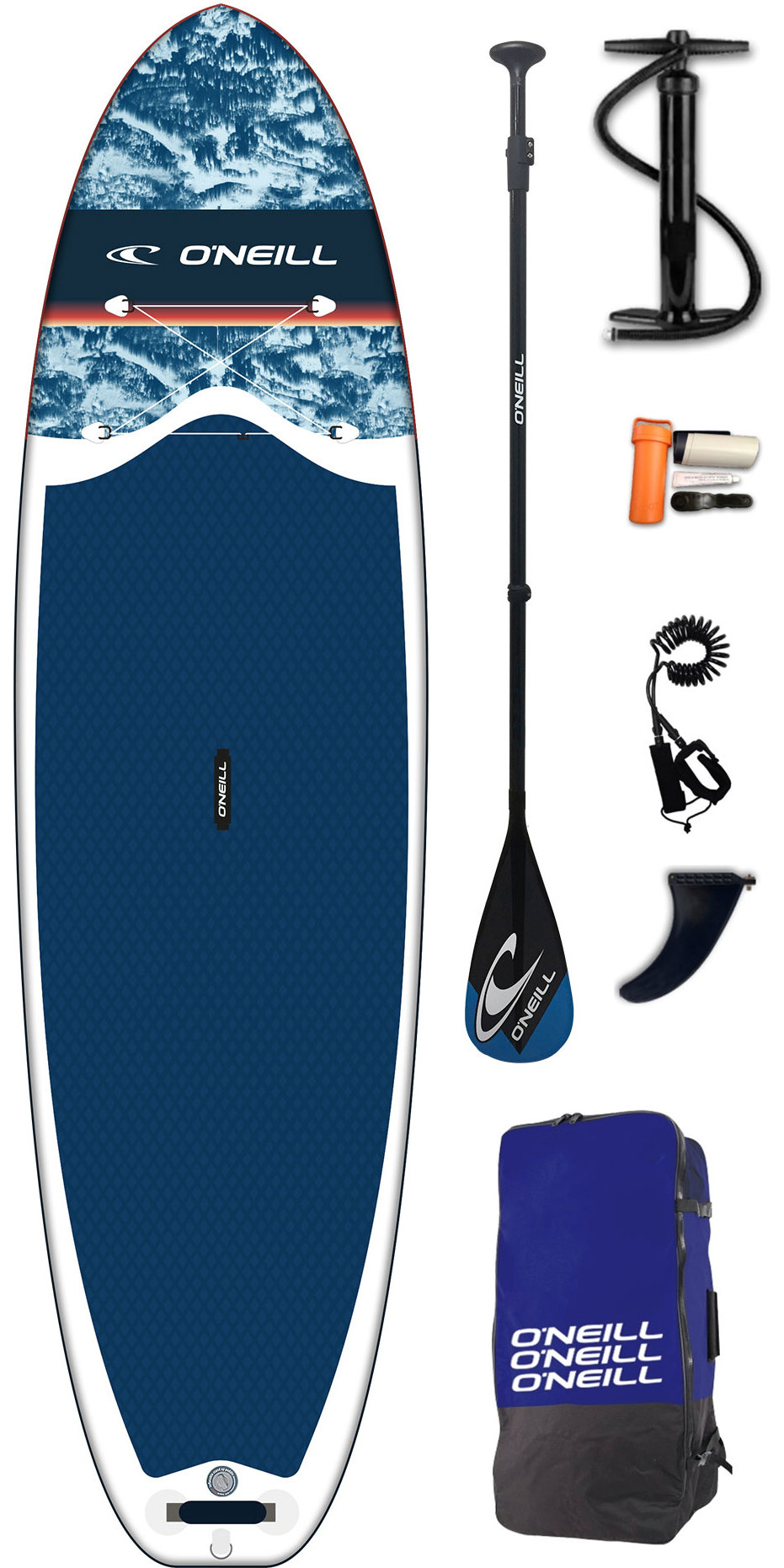 b88c7cd710ce 2019 O Neill Lifestyle 10 6 Inflatable SUP Board