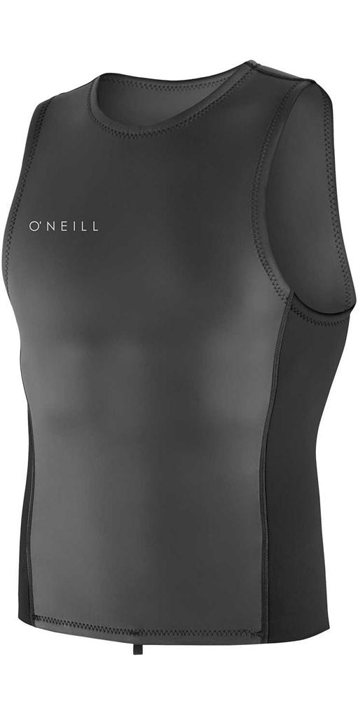2019 O'Neill Reactor II 2mm Neoprene Vest BLACK 5078