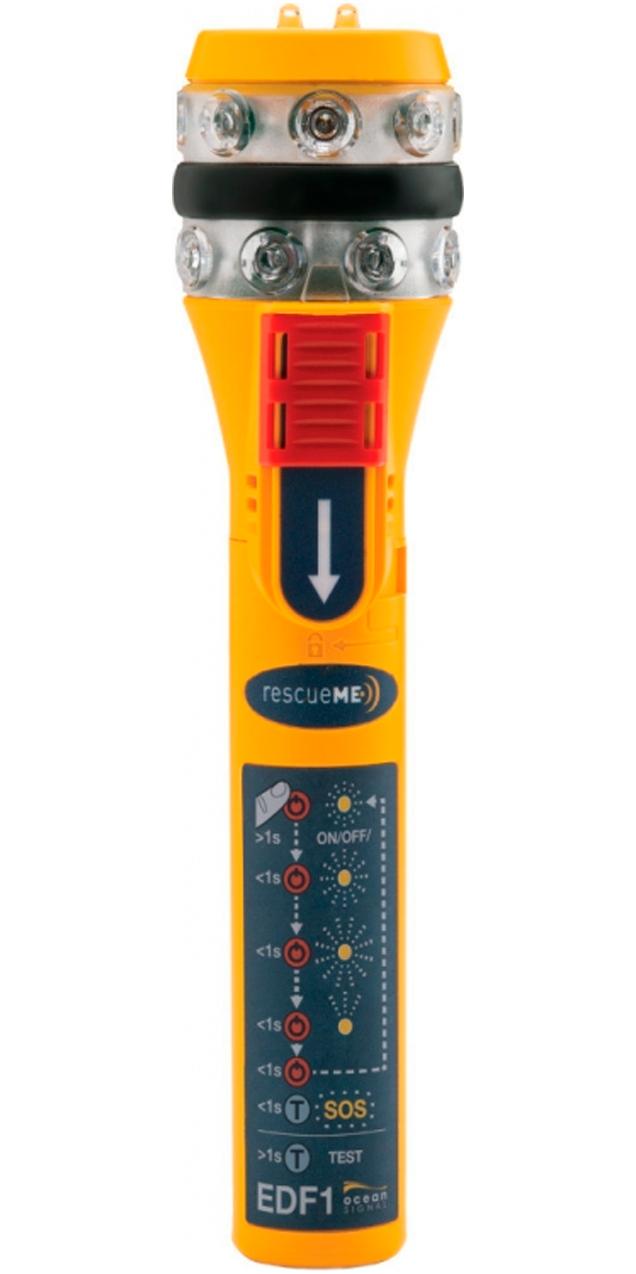 2020 Ocean Signal EDF1 Electronic Distress Flare - LED SAF0595