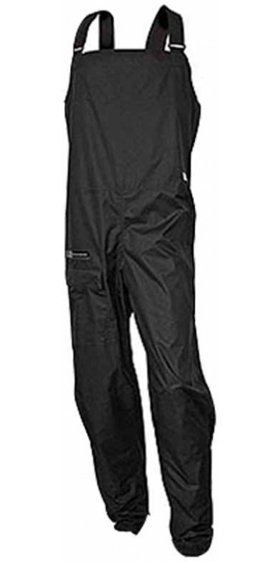 Crewsaver  Optic Hi Chest Trouser 6707 in BLACK