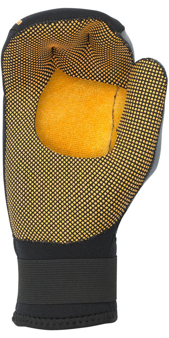 2019 Palm Talon 2mm Open Palm Mitts - Black 10502