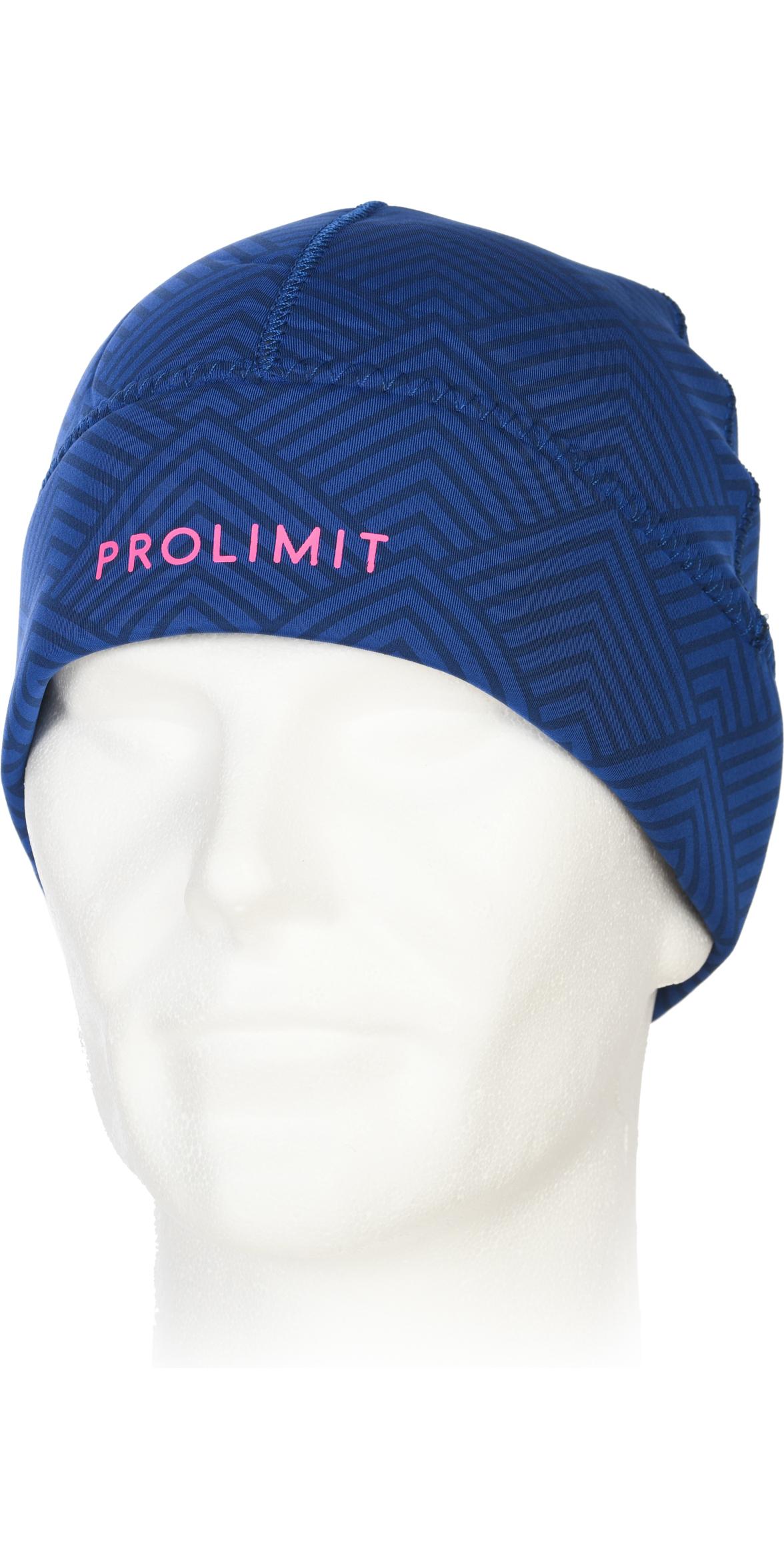 Prolimit Pure Girl Neoprene Beanie 10146 Blue//Pink