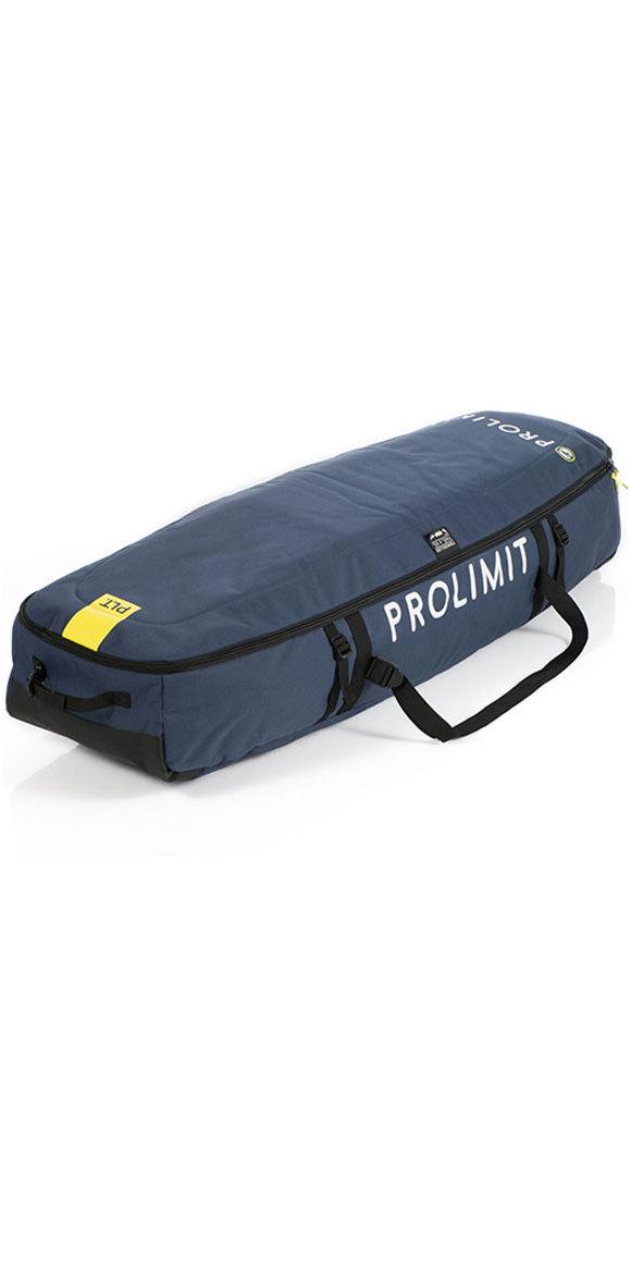 7d27007b31e8d 2018 Prolimit Kitesurf Traveller Wheeled Board Bag 140 x 45 Tin   geel 83370