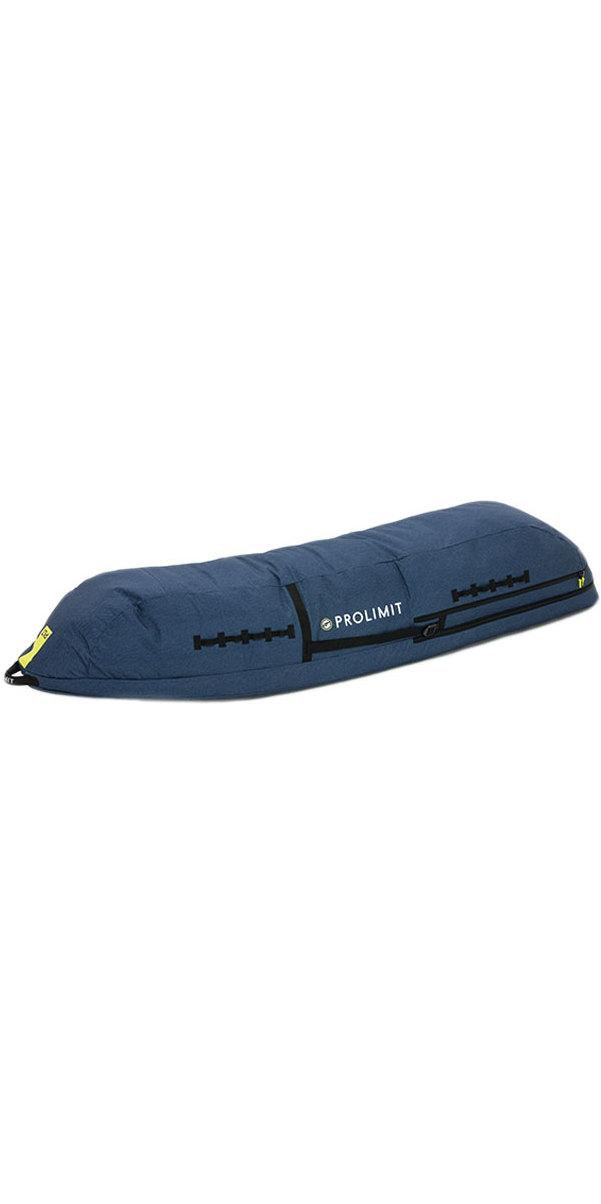 Prolimit Windsurf Session Board Bag 260/80 Pewter / Yellow 83140