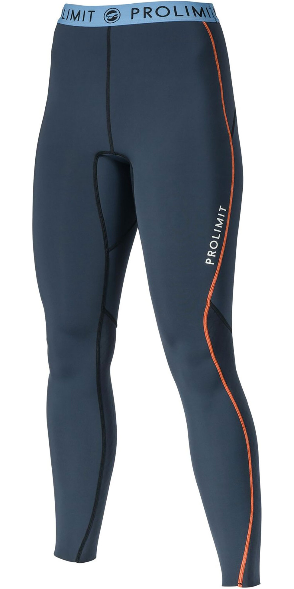 2019 Prolimit Womens 2mm Airmax Neoprene SUP Trousers Slate / Orange 84730  84740