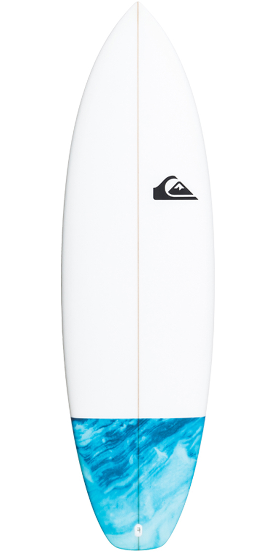 Quiksilver Euroglass Surfboard Mini Ripper 5