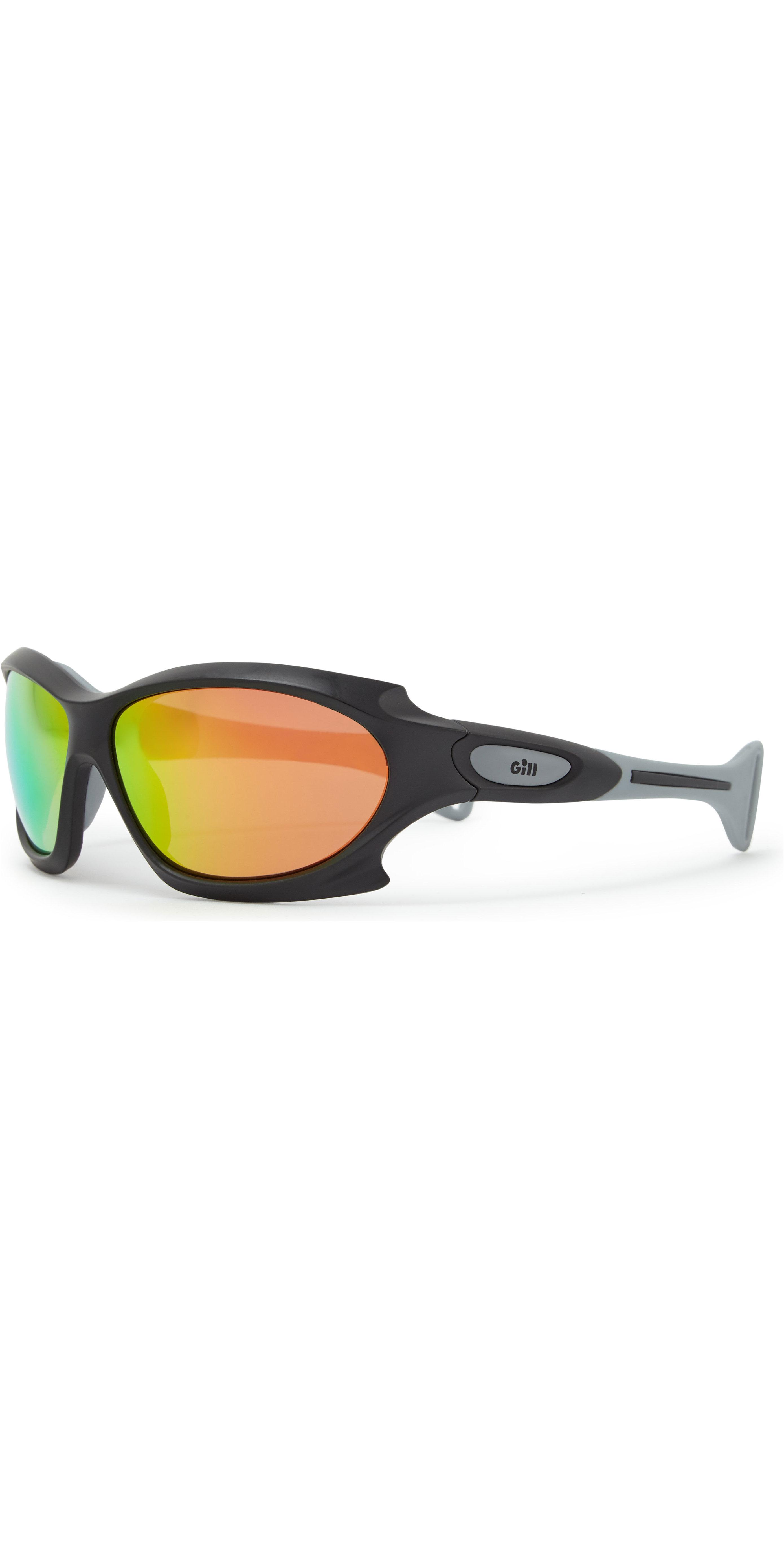 14db8fa202c 2019 Gill Race Ocean Sunglasses Black Orange Rs27 - Mens Sunglasses -  Sunglasses - by Gill
