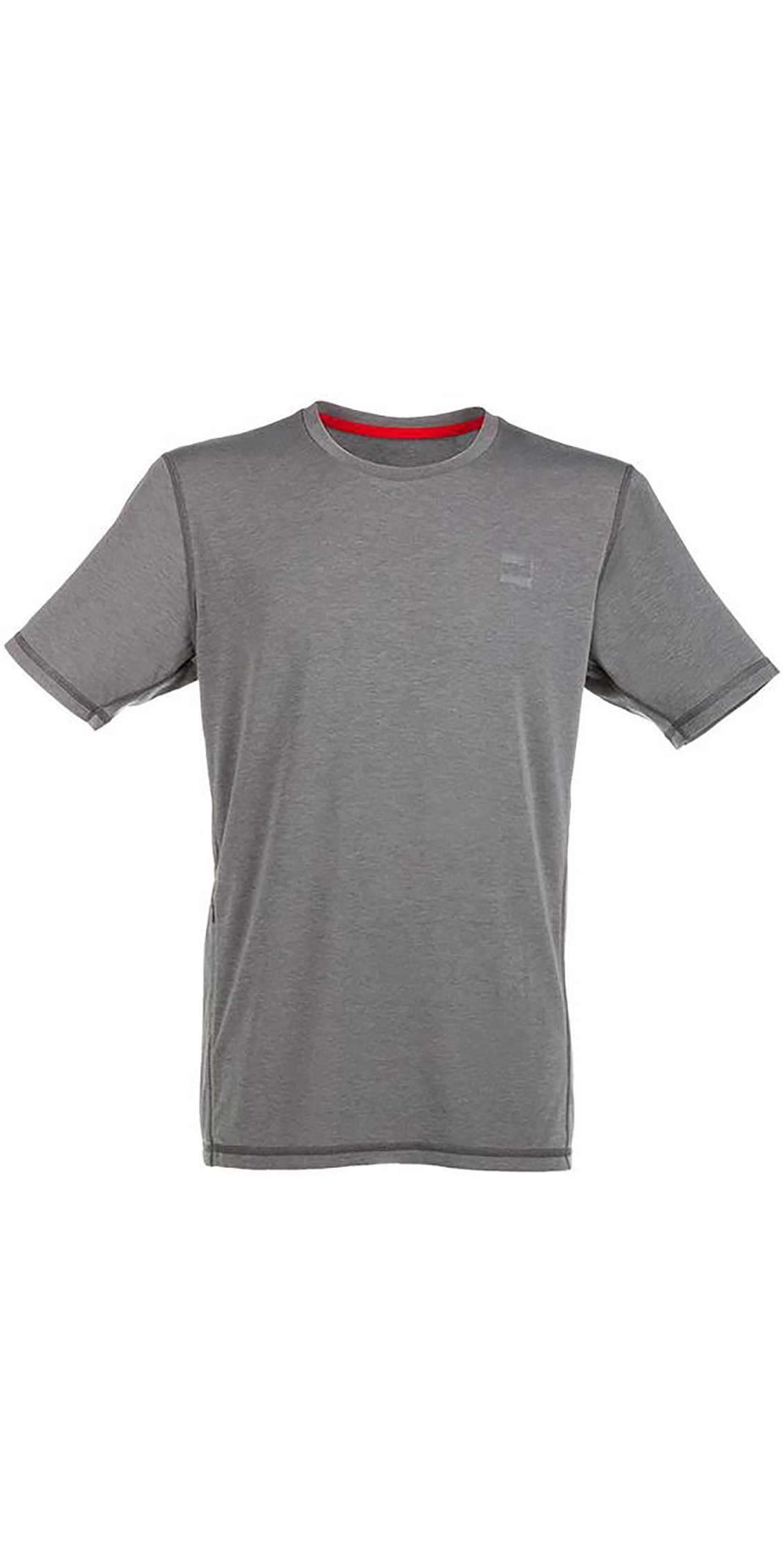 39c791f802 2019 Red Paddle Co Original Mens Performance T-shirt Grey - T-shirts - Mens  - Fashion - by Red Paddle | Wetsuit Outlet