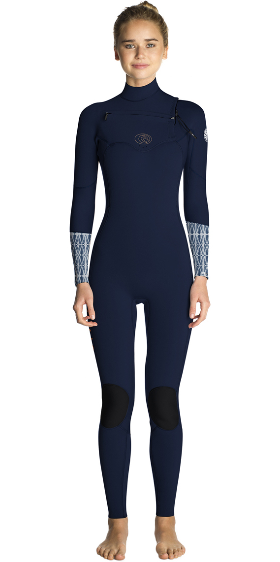 2019 Rip Curl Womens Flashbomb 4 3mm Chest Zip Wetsuit Blue Wst7fs - Wst7fs  - Womens 4mm - 4mm Wetsuits  ddb0093f3f60