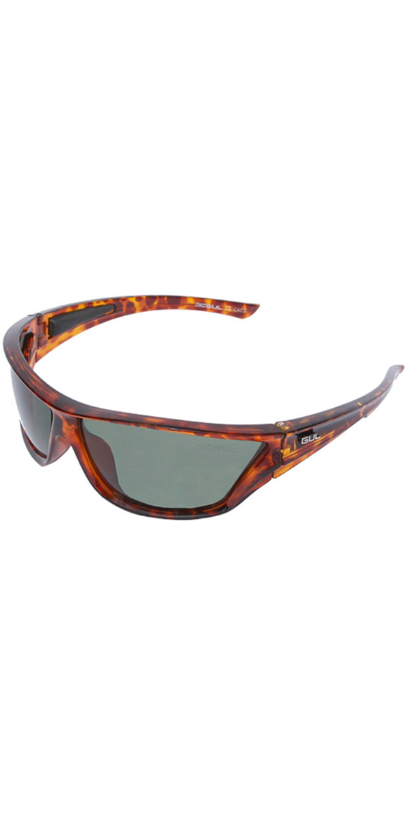 2019 Gul CZ React Floating Sunglasses TORTOISE SHELL / BROWN SG0003