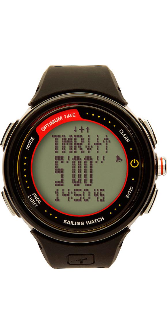 2019 Optimum Time Series 12 Sailing Watch Black 1231R